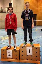 Photo: Alsace 2014 Simple Hommes Minimes Médaille d'argent: Pierre Ordureau