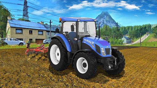 Real Farm Town Farming tractor Simulator Game 1.1.2 screenshots 13