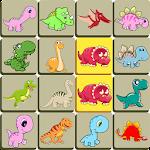 Connect Dinosaur - Animal Game Icon