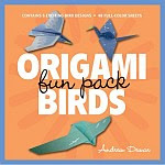 Photo: Origami Birds Fun Pack Andrew Dewar Tuttle (May 10, 2009) hardback ISBN 0804840733