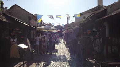 Photo: Keleti bazár Mostárban