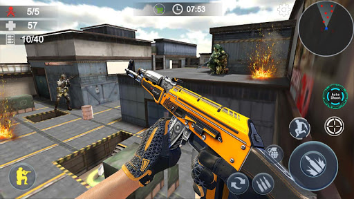 Encounter Terrorist Strike: FPS Gun Shooting 2020  screenshots 12