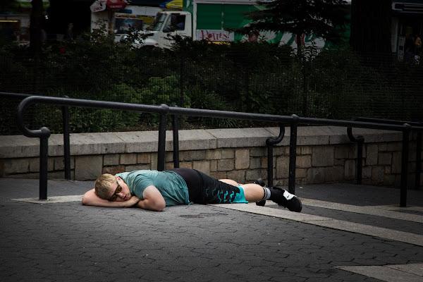 Dormita fuori luogo di GIORGIO VOLPONI