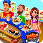 Seafood Cooking Chef -  Food Cooking Game