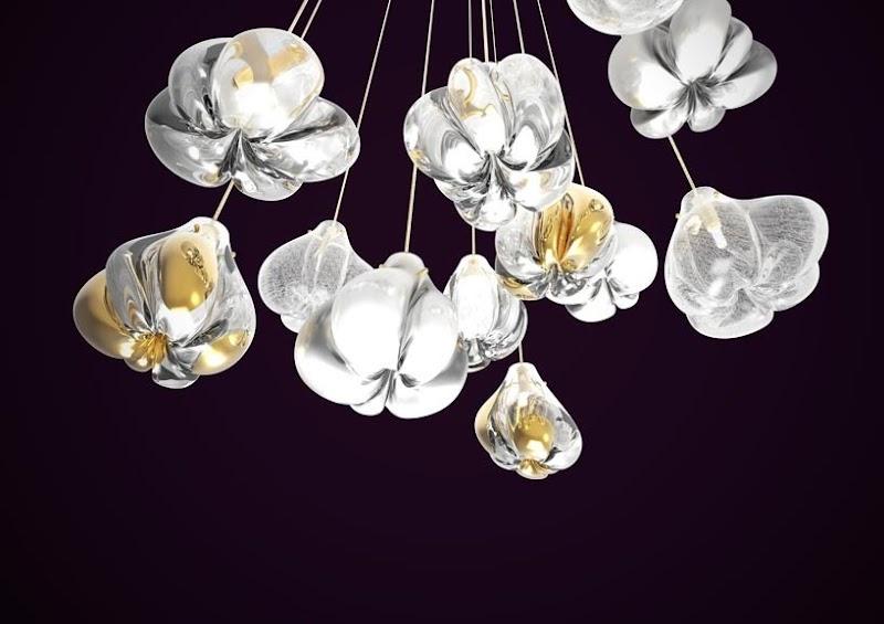 Lámparas Cassia  - Petra Krausová