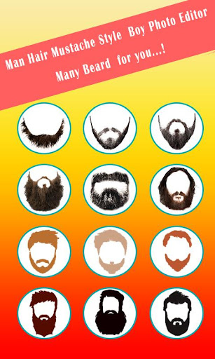 Hairstyles for Men screenshot 13
