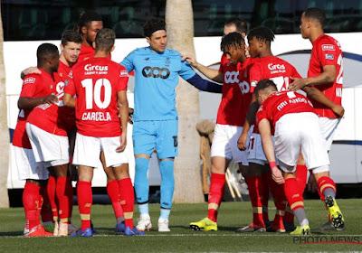Le Standard s'impose  2-0 face au Borussia Mönchengladbach de Thorgan Hazard
