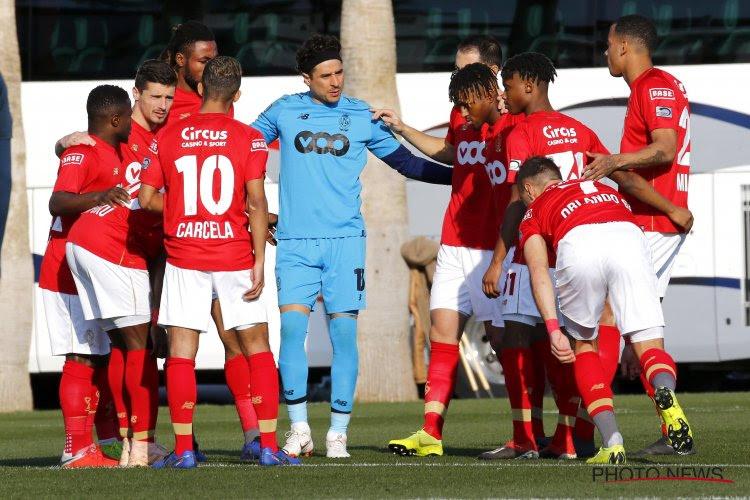 Le Standard s'impose face au Borussia Mönchengladbach de Thorgan Hazard