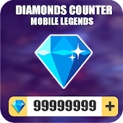 Free Diamonds Counter for Mobile Legends