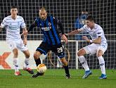 Daniel Perez krijgt de komende weken waarschijnlijk zijn kans bij Club Brugge