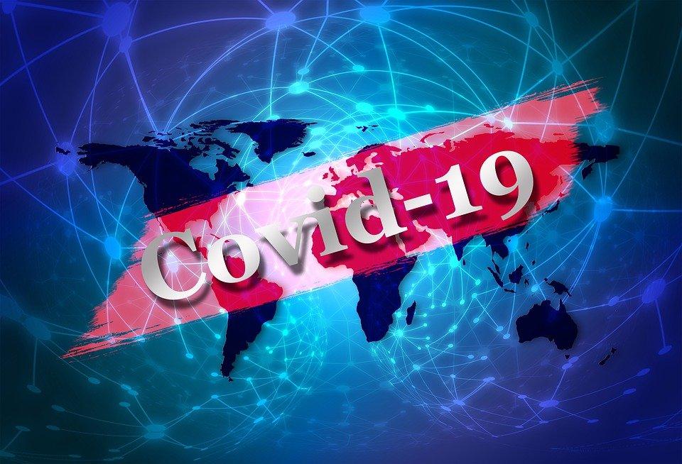 Verbindung, Covid-19, Coronavirus, Virus, China