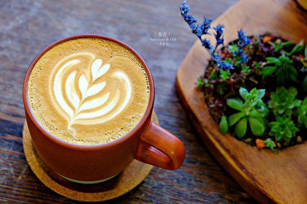有肉Succulent X Coffee Sind-充滿療癒多肉植物的咖啡廳,還有抹茶戚風蛋糕!(附完整菜單MENU) 大安站咖啡廳/台北不限時咖啡廳
