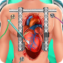 Real Surgery Doctor Game-Free Operation Games 2019 icon