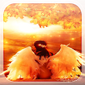 Autumn Angel Live Wallpaper icon