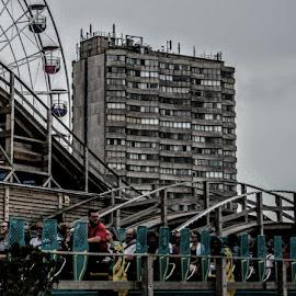 by Jonny Wood - City,  Street & Park  Amusement Parks