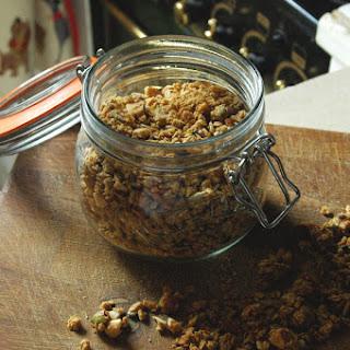 Healthy Honey Almond Granola Recipes