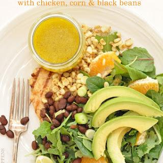 Southwest Style Citrus Salad