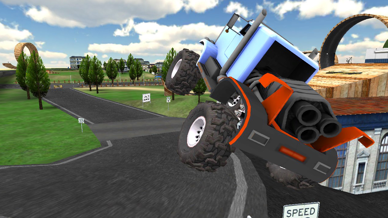 Monster Truck Driving Rally - Android Apps on Google Play