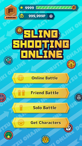 SLING SHOOTING ONLINE  screenshots 1