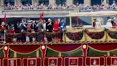 Photo: Royal Barge