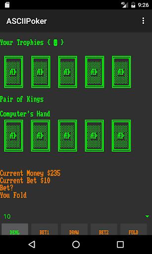 ASCIIPoker  screenshots EasyGameCheats.pro 4