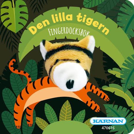 Den Lilla Tigern - Fingerdocksbok