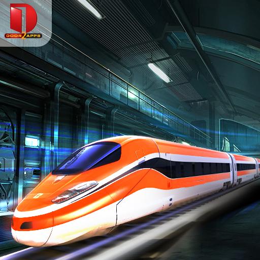 列車 ドライバ シミュレータ 16 模擬 LOGO-玩APPs
