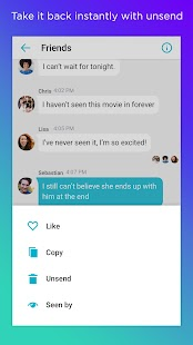 Yahoo Messenger - Free chat- screenshot thumbnail
