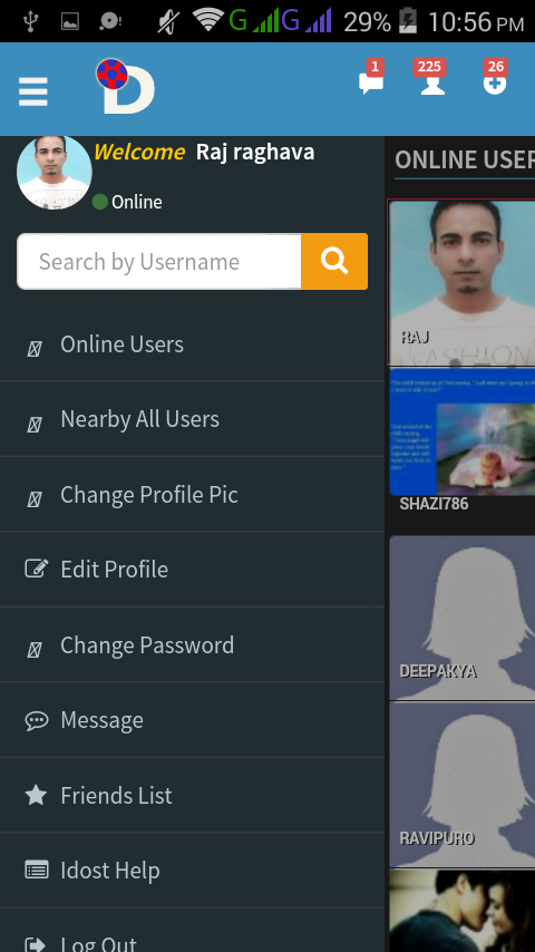 iDost (IndianDost)- screenshot