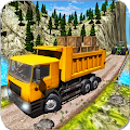Real Truck Driver Cargo Legends Wood Transporter APK