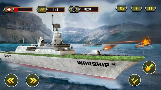 Navy Battleships War - Underwater Survival Mission- screenshot thumbnail