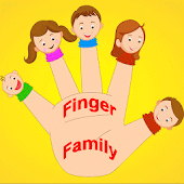 Finger Family Kids Poem Free