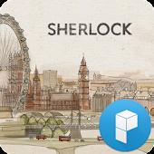 Sherlock Launcher Theme