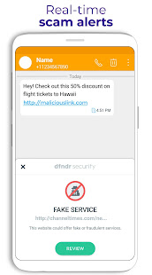App dfndr security: antivirus, anti-hacking & cleaner APK for Windows Phone