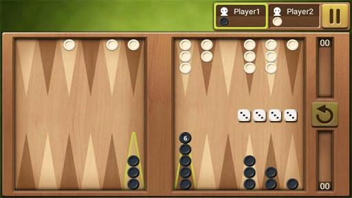 Backgammon King  screenshots 5