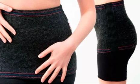 Выбираем согревающий пояс при болях в спине - какой пояс лучше? Из  верблюжьей шерсти или собачьей. Как правильно носить