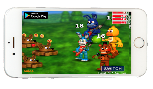 Tips FNAF WORLD (FIVE NIGHTS AT FREDDY'S) Mod Apk