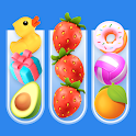 Sort 3D - Sorting Puzzle Games icon