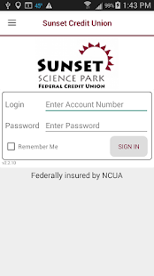 Sunset Credit Union- screenshot thumbnail