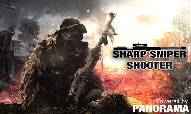 Sharp sniper shooter - screenshot