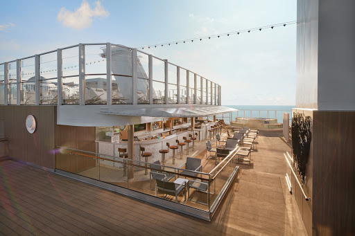 ncl_Encore_Vibe_Beach_Club.jpeg -  The Vibe Beach Club on Norwegian Encore is an exclusive space for adults 18 and over.