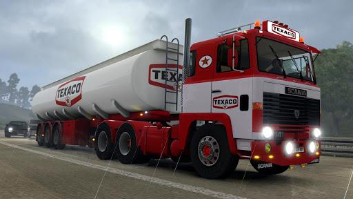 Oil Tanker Transporter Truck Games 2 apktram screenshots 2