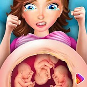 Pregnant Operation Triplet Baby Mom Care Hospital