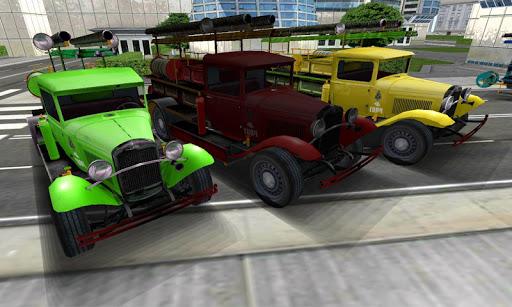 Miami Fire Truck Simulator