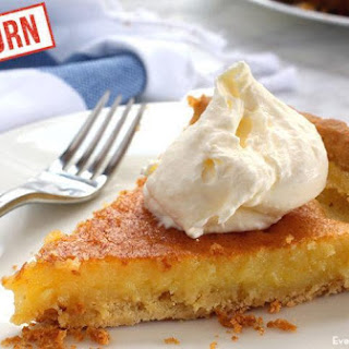 Einkorn Lemon Tart with Shortbread Crust