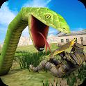 Snake Simulator 2020: Anaconda Snake Attack Games icon