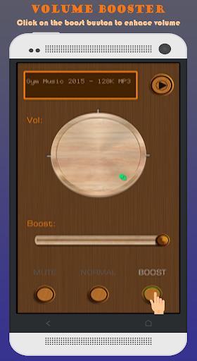 Volume Booster Plus 1.4.7 screenshots 9