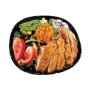 20. Chicken Katsu Salad