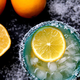 Meyer Lemon Margaritas