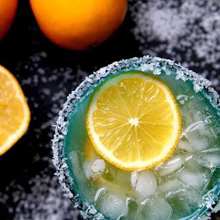 Meyer Lemon Margaritas.